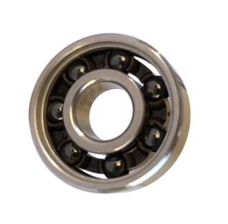 Engine Use High Precision SKF 6010-2RS Deep Groove Ball Bearing