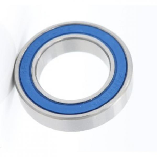 NSK NTN Koyo Auto Parts Single Raw Deep Groove Ball Bearing 62 Series (6200 6201 6202 6203 6204 6205 6206 6207 6208 6209 6210) #1 image